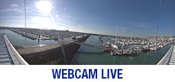 Webcam du Port de Plaisance du Havre